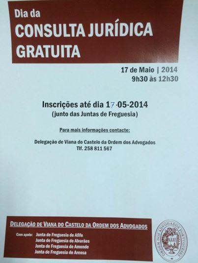 Consulta Juridica - GRATUITA