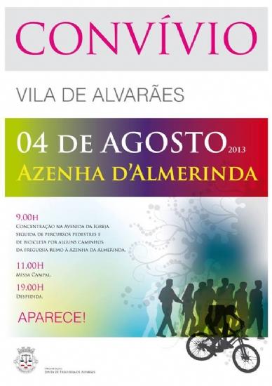 Convívio Vila de Alvarães