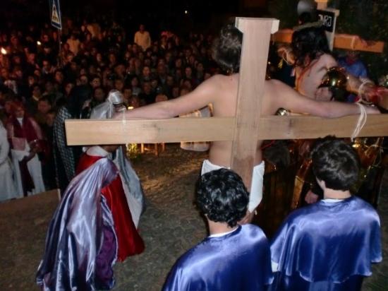 """Via Sacra - """"Quadros Vivos"""""""