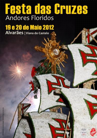Programa da Festa das Cruzes 2012