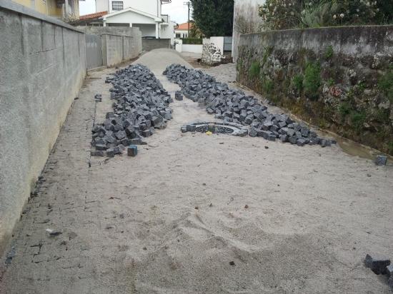 Obras Pavimentação