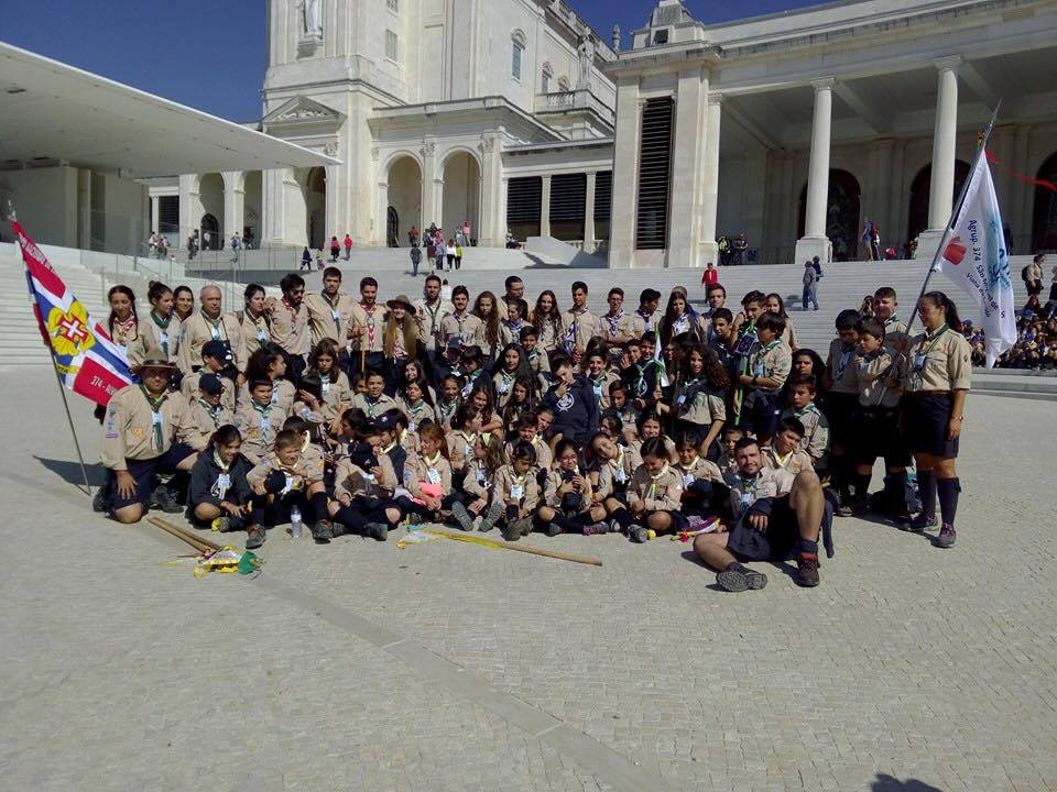 Agrupamento 374 Alvarães
